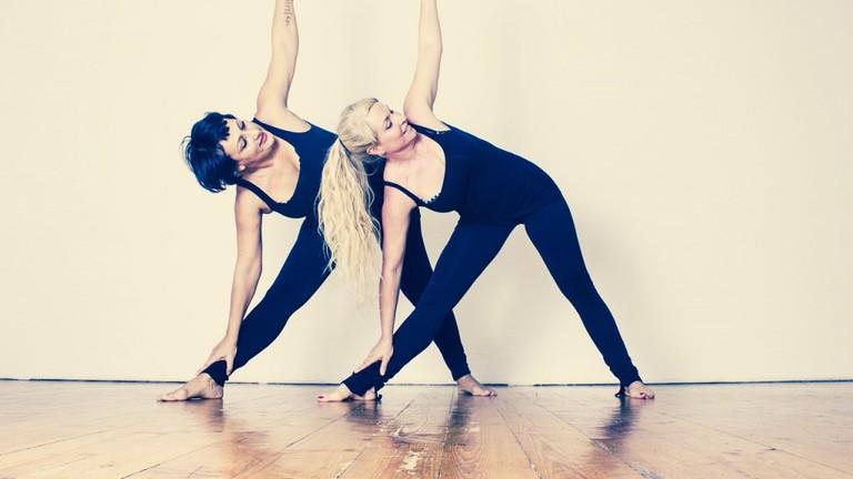 Yoga Human Energy