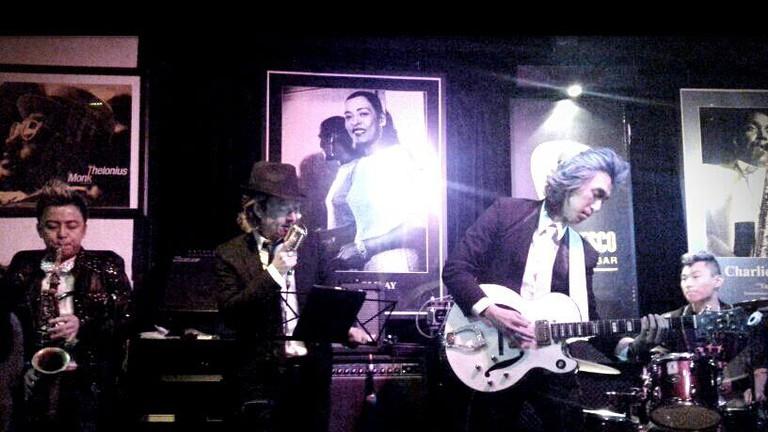Peel Fresco Music Lounge, Hong Kong