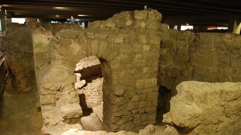 Crypt Of Notre-Dame