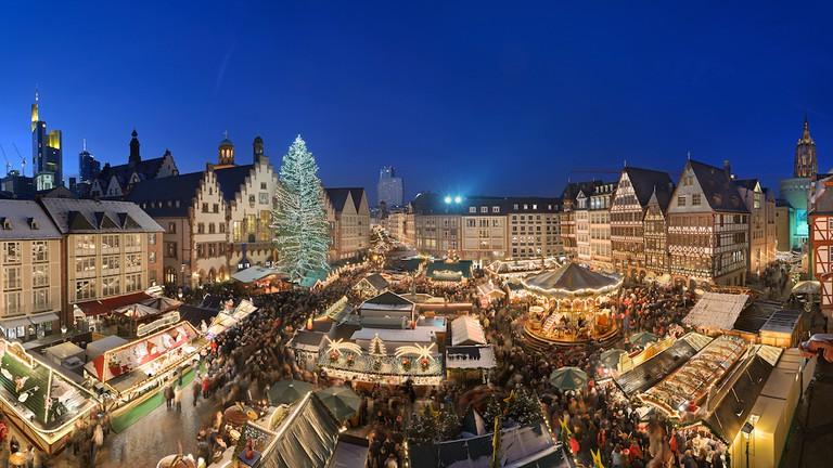 Römerberg Market, Frankfurt