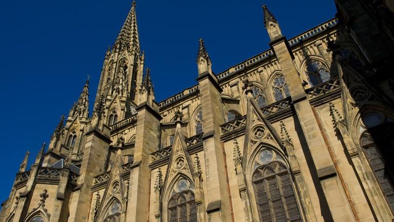 Catedral del Buen Pastor, San Sebastian, Spain