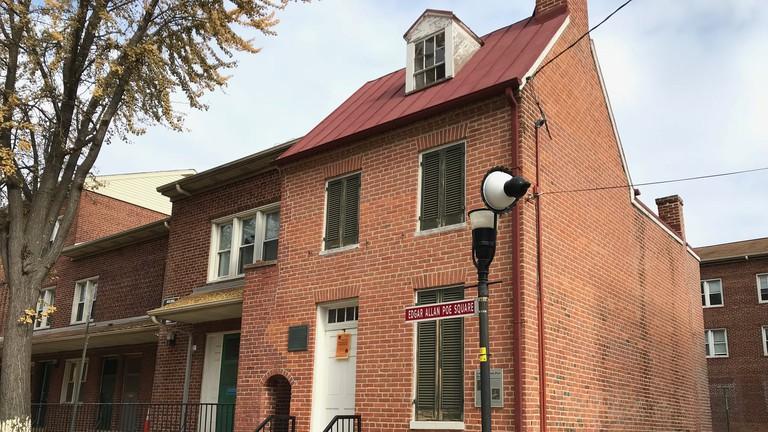 Edgar Allan Poe House & Museum - Baltimore, Maryland