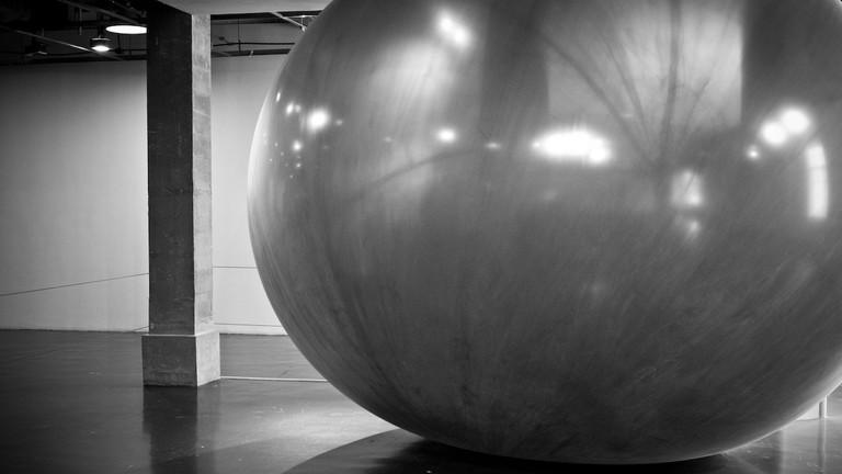 Installation at Shanghai Gallery of Art