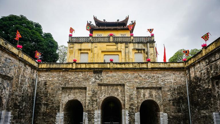 Hanoi Citadel   © katiebordner
