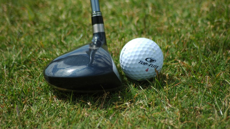 Spend quality time with friends and family with a round of golf