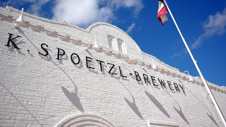 K. Spoetzl Brewery, Shiner, TX | © Adam Baker/Flickr