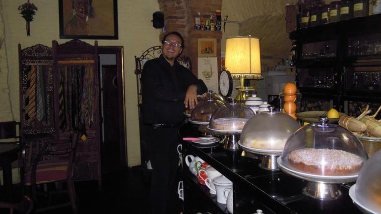 Tea Room Siena