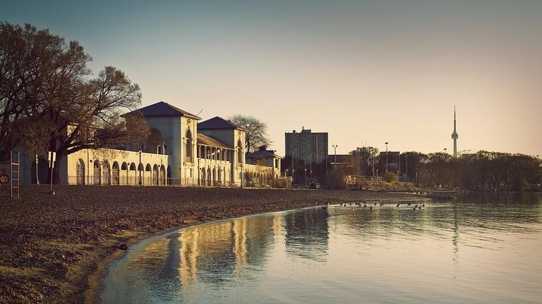 Sunnyside Beath, Toronto's best waterfront views