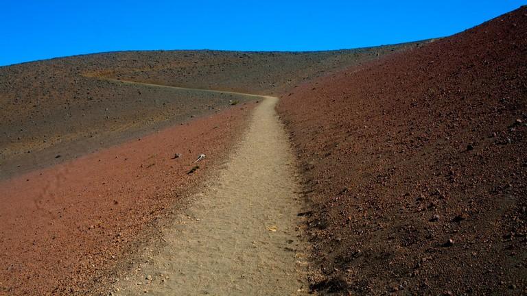 Sliding Sands Trail   © Esther Lee/Flickr