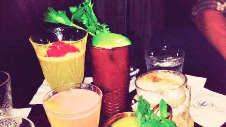 Imperial Bar Cocktails