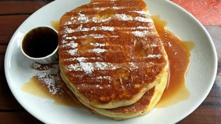 The Diner, Bananas Pancakes