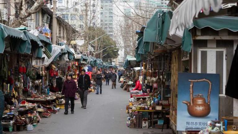 Dong Tai Lu Antique Market