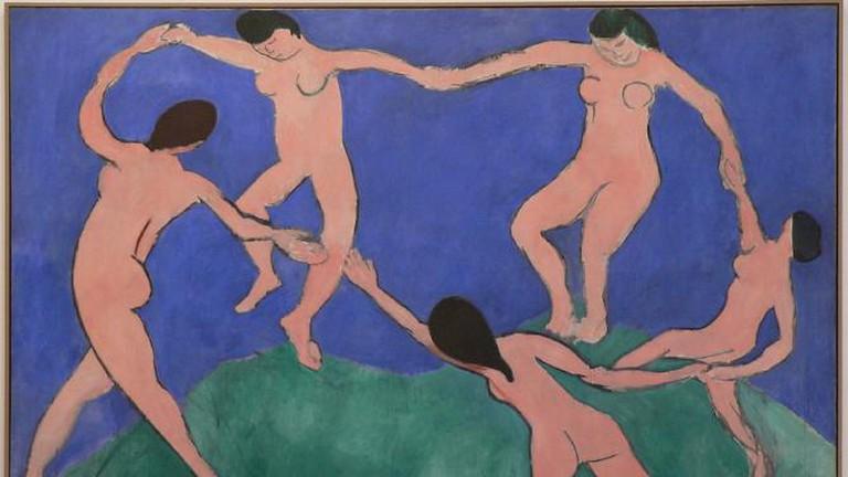 Dance, Matisse