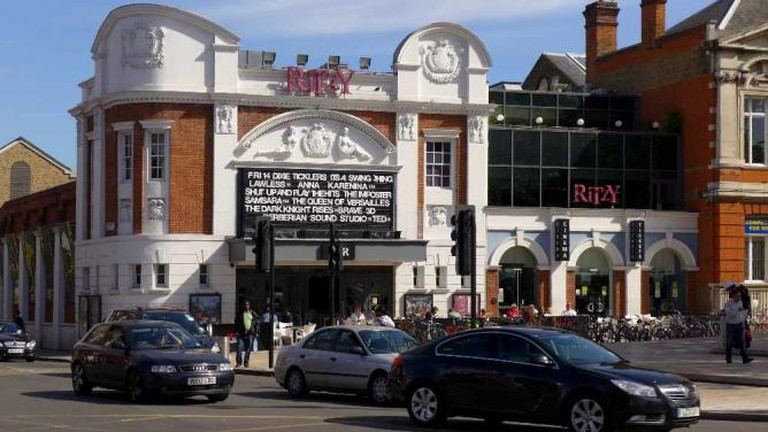 The Ritzy Cinema