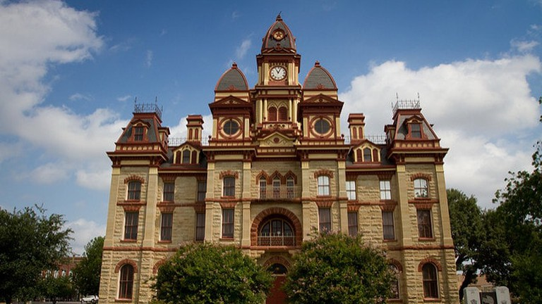 Caldwell County Courthouse | © Stuart Seeger / Flickr