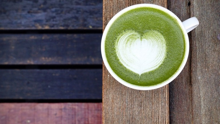 Try the award-winning coffee shop's matcha latte | © dungthuyvunguyen / Pixabay