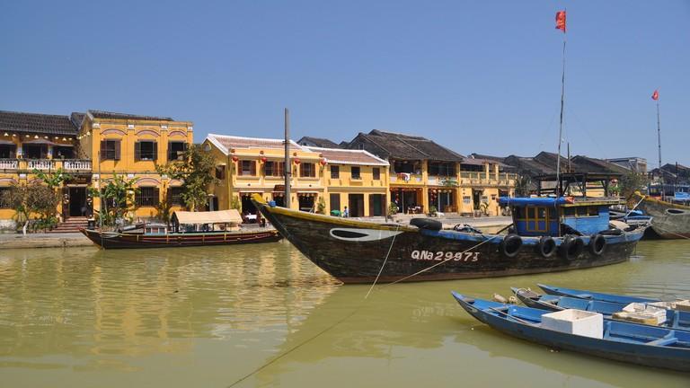 Thu Bon River | © David McKelvey/Flickr
