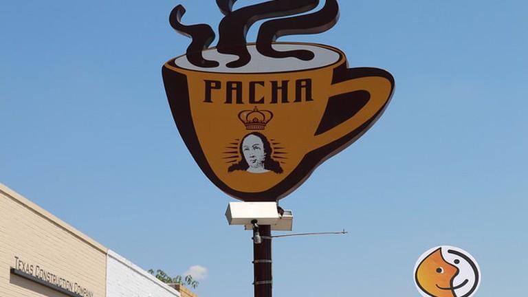 Cafe Pacha   © Swipp Inc / Flickr