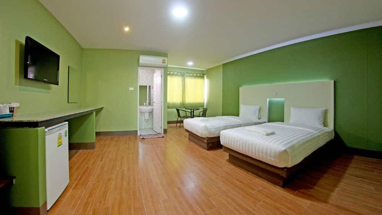 Room at Central Park Hotel