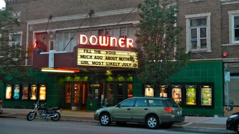Downer Theatre in Milwaukee, Wisconsin