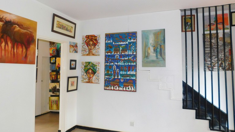 Asante-art-gallery