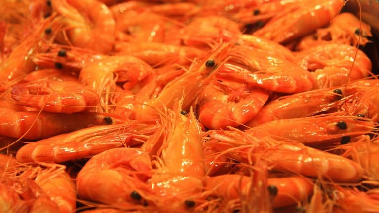 Australian prawns © russelstreet/Flickr