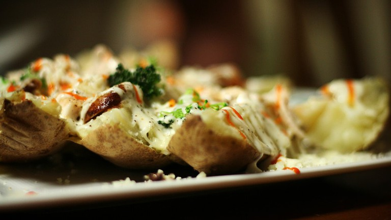 Baked potatoes © Ginny / Flickr