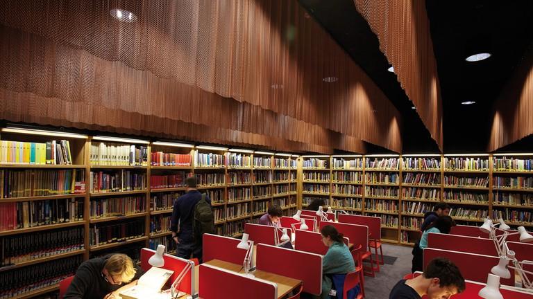 The BFI Reuben Library