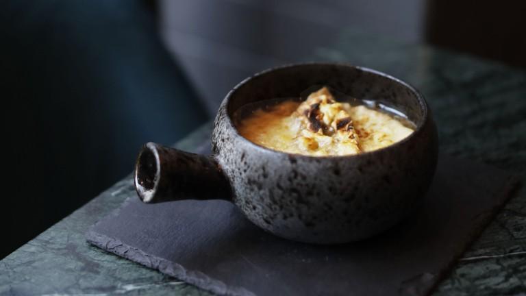 BON VIVANT- French onion soup