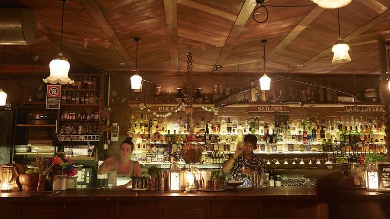 Button Bar interior © Courtesy of Button Bar