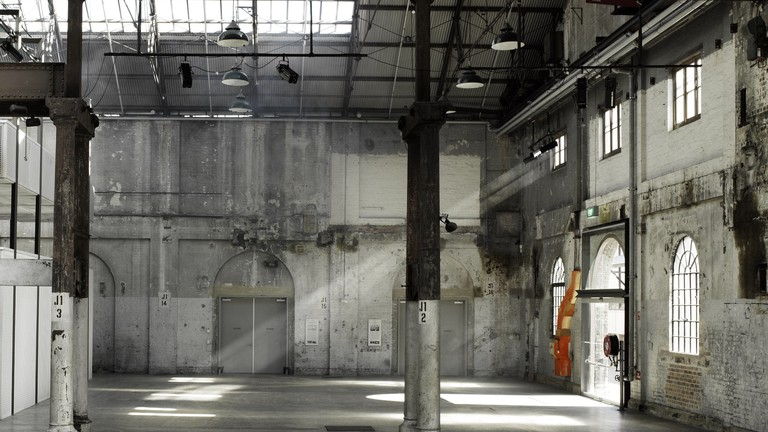 Carriageworks interior space © Toby Burrows / Carriageworks