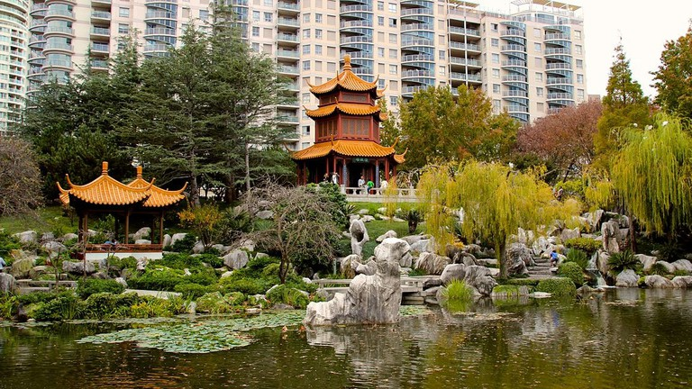 Chinese Garden of Friendship © Wyncliffe / Wikimedia Commons