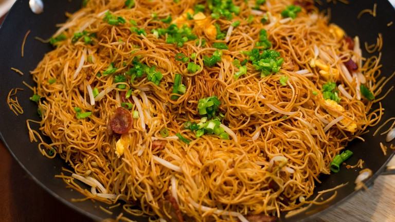 Chinese Noodles | © Mack Male/Flickr