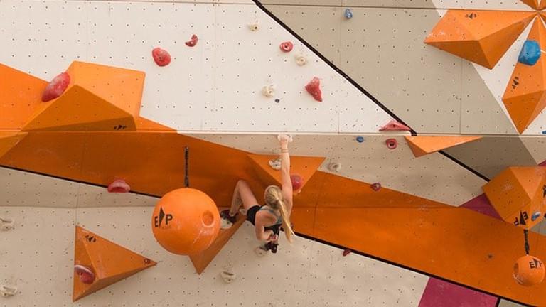 Cliff hanger exercise