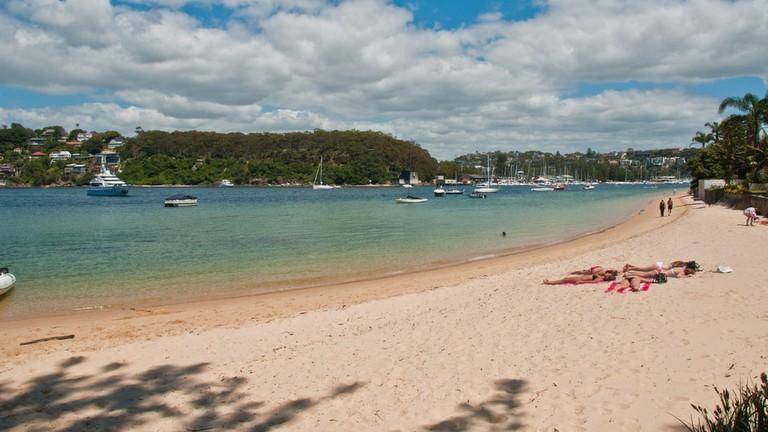 Clontarf Beach © Graeme Churchard / Flickr