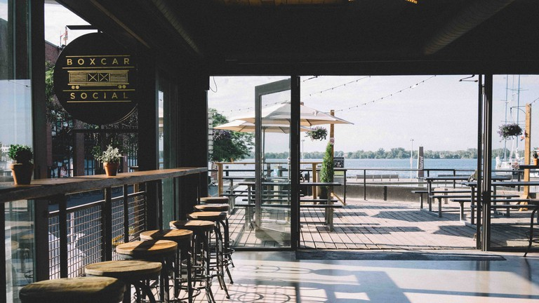 The Best Waterfront Dining in Toronto