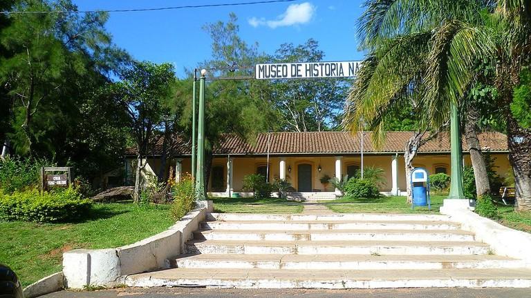 National History Museum at the Botanic Gardens, Asunción