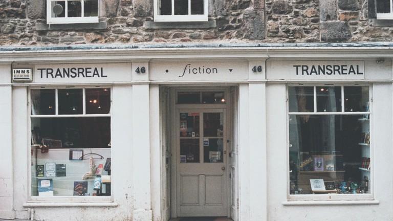 Transreal Fiction Bookshop in Edinburgh specialises in speculative fiction