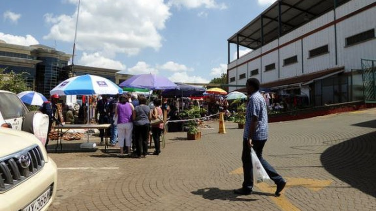 Gigiri Crafts Market
