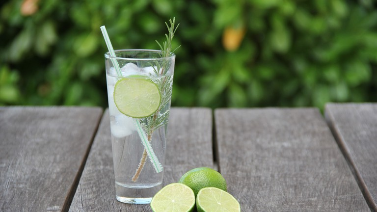 Relax with a gin at The Distillery