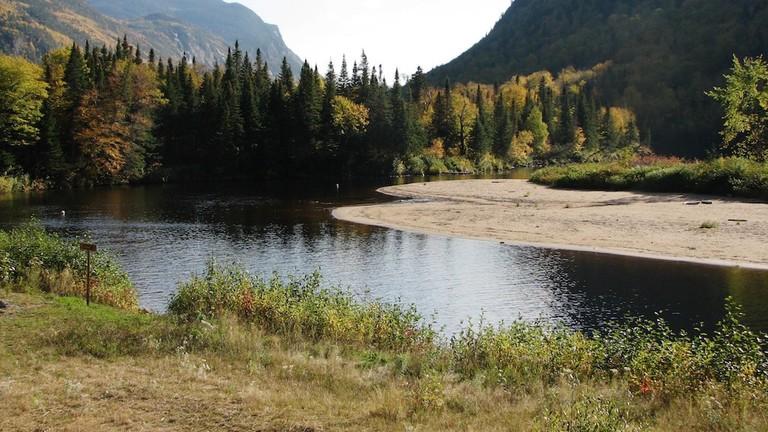 Hautes-Gorges-De-La-Rivière-Malbaie National Park, Quebec