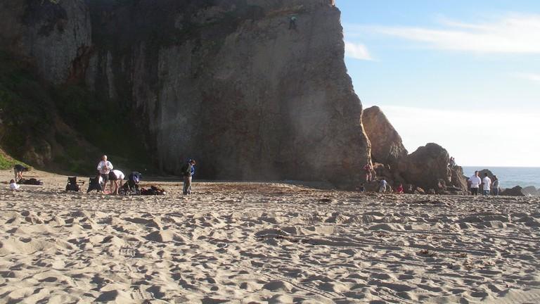 hiking-point-dume-California-Malibu