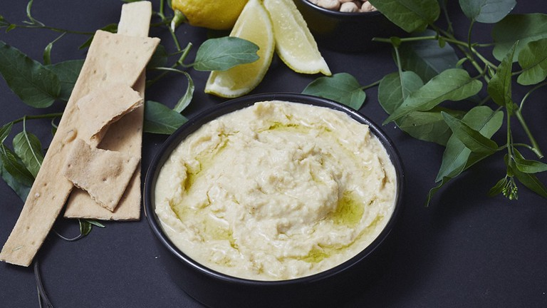 Hummus from Let Them Eat © Courtesy of Let Them Eat