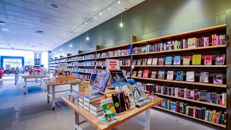 Interabang Books offers 12,000 titles making it one of the largest independent bookstores in Dallas