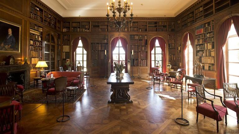 Most Beautiful Libraries Baltimore John Work Garrett Library