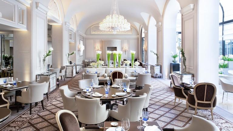 Le George restaurant - @Gregoire Gardette (1)