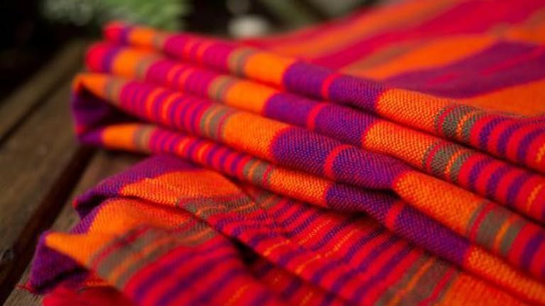 Maasai Blanket