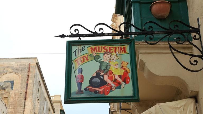 Valletta, Malta,Toy Musuem