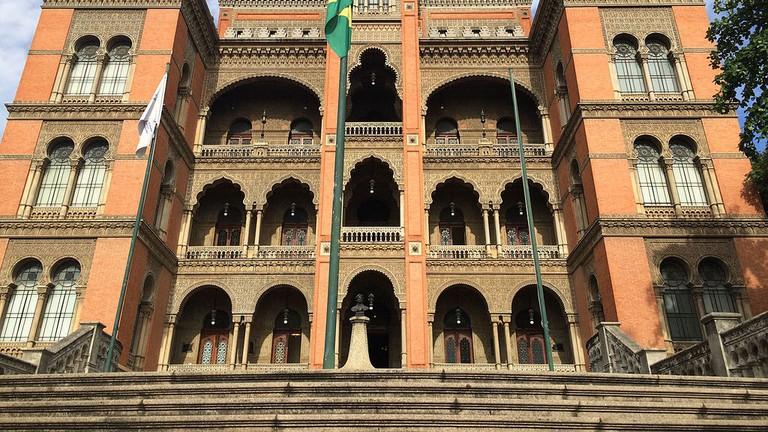 Oswaldo Cruz Foundation in Rio de Janeiro