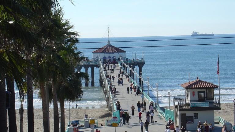 manhattan-beach-pier-CA-LA